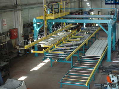 vacuum lifter for steel
